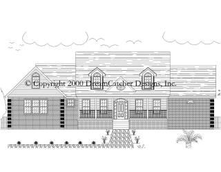 DCD-016 Front Elevation